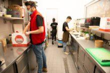 Blick in die Küche | Sushifreunde Erfurt-Ilversgehofen