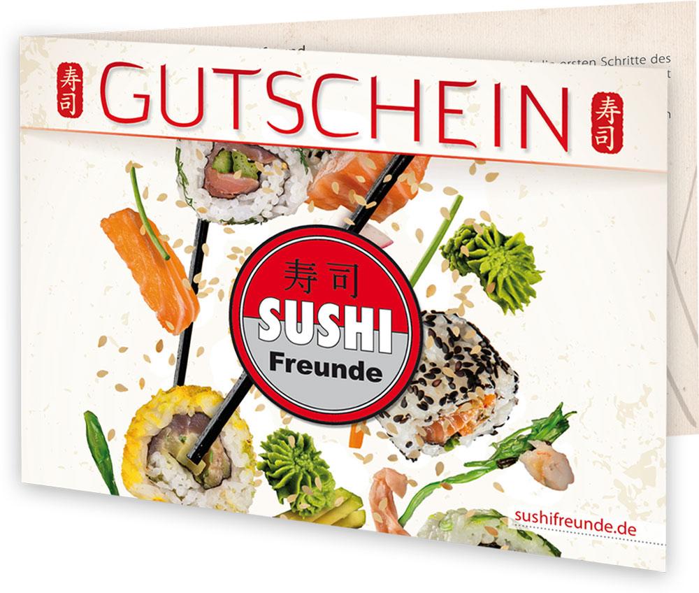 Sushifreunde Gutschein