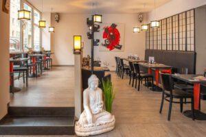 Sushifreunde Halle - Am Steintor | Gastraum