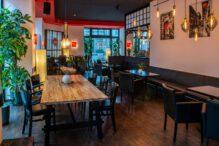 Blick in unseren Gastraum | Sushifreunde Erfurt-Hirschgarten