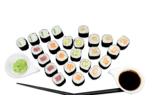 Sushifreunde - Hoso Maki Menü