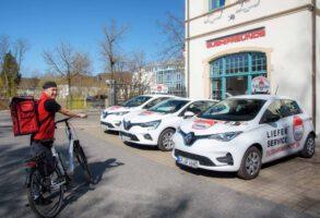 Unsere vollelektrischen Fahrzeuge   Sushifreunde Lippstadt